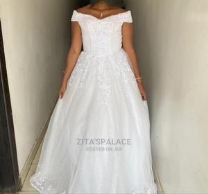 Beautiful Wedding Dress for Rent | Wedding Wear & Accessories for sale in Lagos State, Alimosho