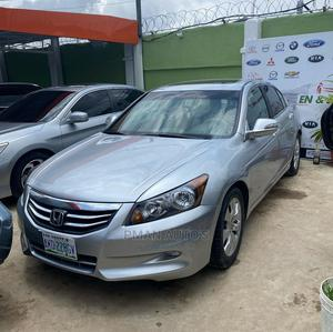 Honda Accord 2012 2.0 Sedan Automatic Silver | Cars for sale in Lagos State, Agege