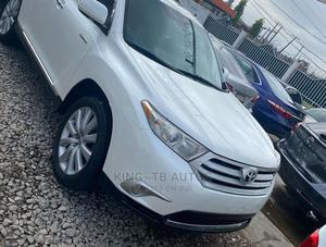 Toyota Highlander 2012 White | Cars for sale in Lagos State, Ogba
