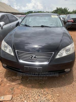 Lexus ES 2007 350 Black | Cars for sale in Edo State, Benin City