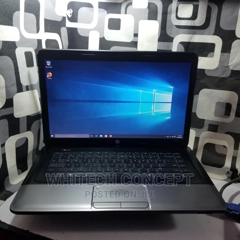 Laptop HP 250 G1 4GB Intel Pentium HDD 500GB   Laptops & Computers for sale in Alimosho, Lagos State, Nigeria