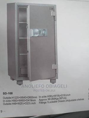 Gubabi Fire Proof Safe SD 108   Safetywear & Equipment for sale in Lagos State, Ojo