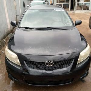 Toyota Corolla 2009 1.8 Advanced Black | Cars for sale in Lagos State, Ikeja