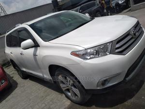 Toyota Highlander 2012 Limited White | Cars for sale in Lagos State, Ajah