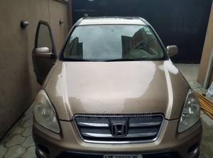 Honda CR-V 2005 2.0i ES Automatic Gold | Cars for sale in Lagos State, Yaba