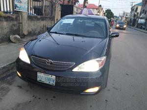 Toyota Camry 2003 Black | Cars for sale in Lagos State, Gbagada