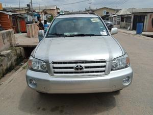 Toyota Highlander 2007 4x4 Silver   Cars for sale in Lagos State, Ogba