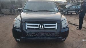 Honda Pilot 2005 Black | Cars for sale in Lagos State, Egbe Idimu