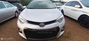 Toyota Corolla 2014 Silver | Cars for sale in Abuja (FCT) State, Katampe