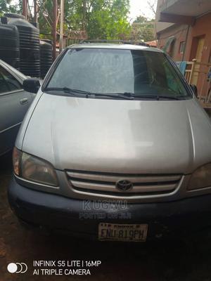 Toyota Sienna 2002 LE Silver | Cars for sale in Enugu State, Enugu