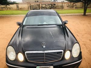 Mercedes-Benz E320 2004 Black   Cars for sale in Edo State, Benin City