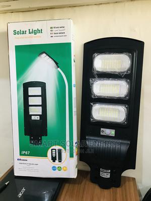Smart Solar Streetlight 120watt | Solar Energy for sale in Lagos State, Lekki