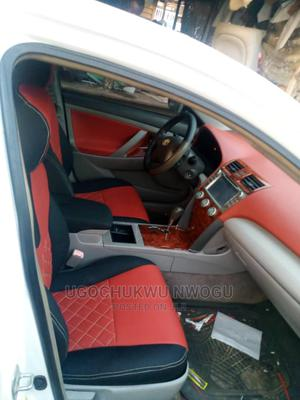 Original Seat Cover Leader Red Design and Dashboard Repair ? | Vehicle Parts & Accessories for sale in Lagos State, Ikeja