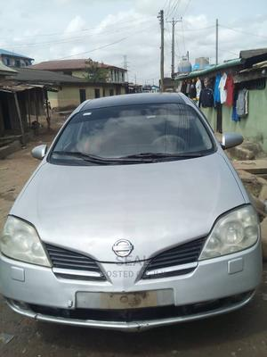 Nissan Primera 2003 Silver | Cars for sale in Lagos State, Alimosho