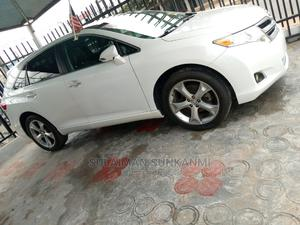 Toyota Venza 2015 White | Cars for sale in Lagos State, Alimosho