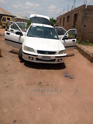 Honda Civic 1999 White   Cars for sale in Kwara State, Ilorin East