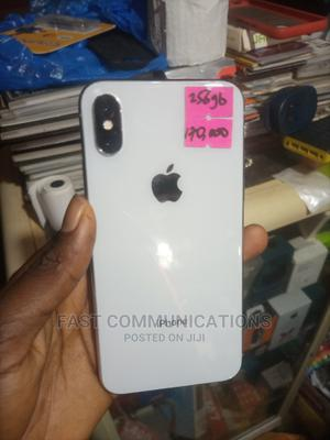Apple iPhone X 256 GB White | Mobile Phones for sale in Lagos State, Ikorodu