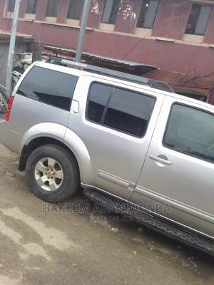 Nissan Pathfinder 2006 SE 4x2 Silver | Cars for sale in Lagos State, Surulere