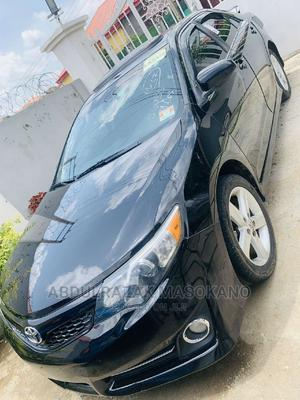 Toyota Camry 2013 Black   Cars for sale in Abuja (FCT) State, Central Business District