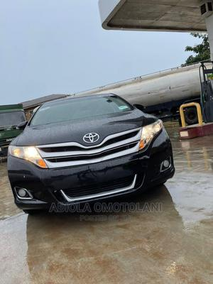Toyota Venza 2015 Black | Cars for sale in Lagos State, Isolo