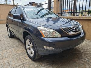 Lexus RX 2005 330 4WD Gray | Cars for sale in Lagos State, Ikeja