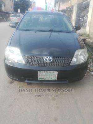 Toyota Corolla 2006 S Black   Cars for sale in Lagos State, Gbagada