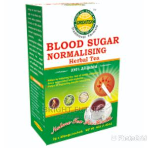 Blood Sugar Normalising Herbal Tea   Vitamins & Supplements for sale in Lagos State, Ojo