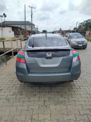 Honda Accord Crosstour 2012 Green   Cars for sale in Lagos State, Ifako-Ijaiye