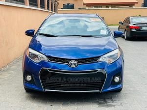 Toyota Corolla 2014 Blue | Cars for sale in Lagos State, Ogba