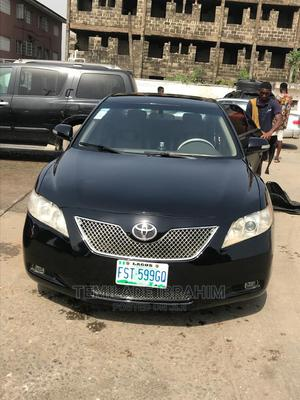Toyota Camry 2007 Black   Cars for sale in Lagos State, Victoria Island