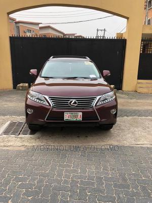 Lexus RX 2013 350 FWD Brown | Cars for sale in Lagos State, Abule Egba