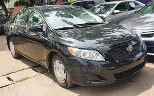 Toyota Corolla 2010 Black | Cars for sale in Lagos State, Lagos Island (Eko)