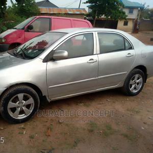 Toyota Corolla 2004 Silver   Cars for sale in Lagos State, Ogba