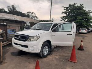 Toyota Hilux 2011 2.0 VVT-i White | Cars for sale in Lagos State, Ilupeju