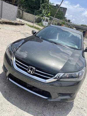 Honda Accord 2013 Gray | Cars for sale in Lagos State, Lagos Island (Eko)