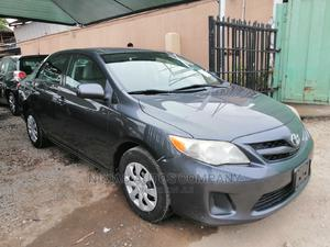 Toyota Corolla 2011 Gray | Cars for sale in Lagos State, Ojodu