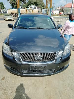 Lexus GS 2011 350 Black | Cars for sale in Ekiti State, Ado Ekiti