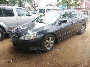 Honda Accord 2004 Sedan EX Gray | Cars for sale in Lagos State, Magodo