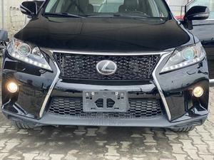 Lexus RX 2013 350 AWD Black | Cars for sale in Lagos State, Lekki
