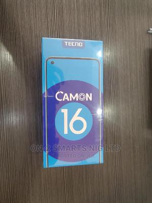 New Tecno Camon 16 128 GB Gray | Mobile Phones for sale in Abuja (FCT) State, Wuse 2
