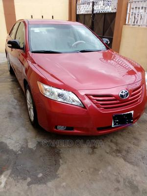 Toyota Camry 2009 Red   Cars for sale in Lagos State, Surulere