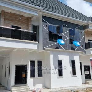 Furnished 4bdrm Duplex in H Homes, Chevron for Sale   Houses & Apartments For Sale for sale in Lekki, Chevron