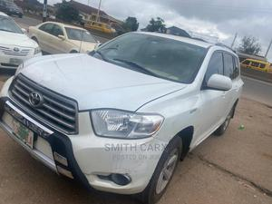 Toyota Highlander 2010 Limited White | Cars for sale in Lagos State, Ikorodu