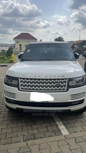 Land Rover Range Rover Vogue 2015 White | Cars for sale in Abuja (FCT) State, Jabi