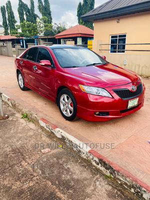 Toyota Camry 2007 Red | Cars for sale in Enugu State, Enugu
