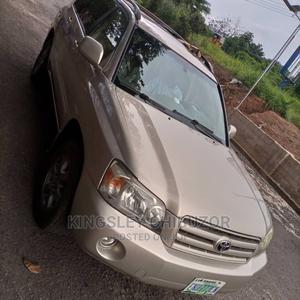 Toyota Highlander 2005 Gold   Cars for sale in Enugu State, Enugu