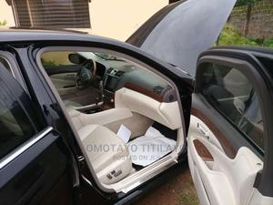 Lexus LS 2011 460 AWD Black | Cars for sale in Lagos State, Surulere