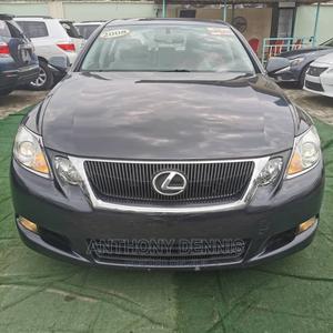 Lexus GS 2008 350 Gray | Cars for sale in Lagos State, Ilupeju