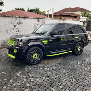 Land Rover Range Rover Sport 2006 Black | Cars for sale in Lagos State, Mushin