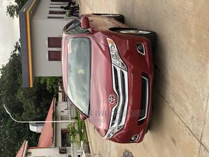 Toyota Venza 2010 V6 AWD Red   Cars for sale in Abuja (FCT) State, Galadimawa